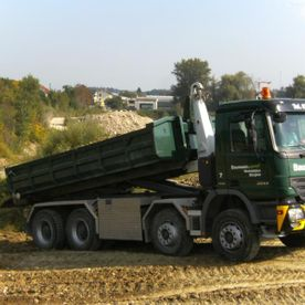 Transport Container - Baumann Entsorgungs AG